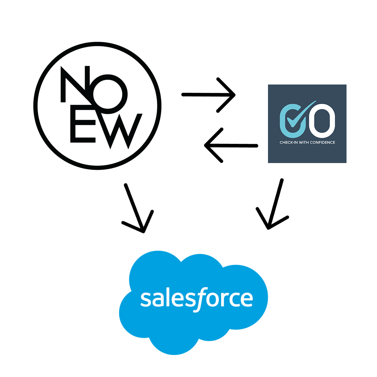Salesforce custom API app integration